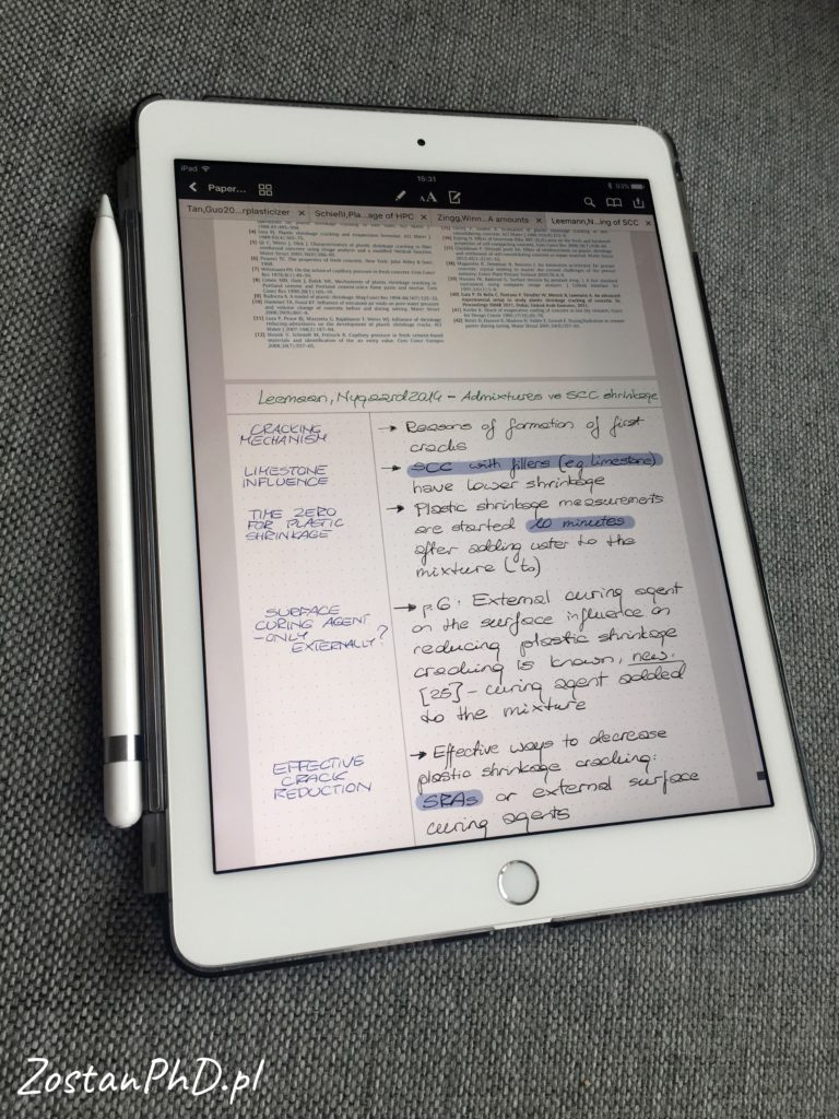 jak robić notatki metoda Cornella